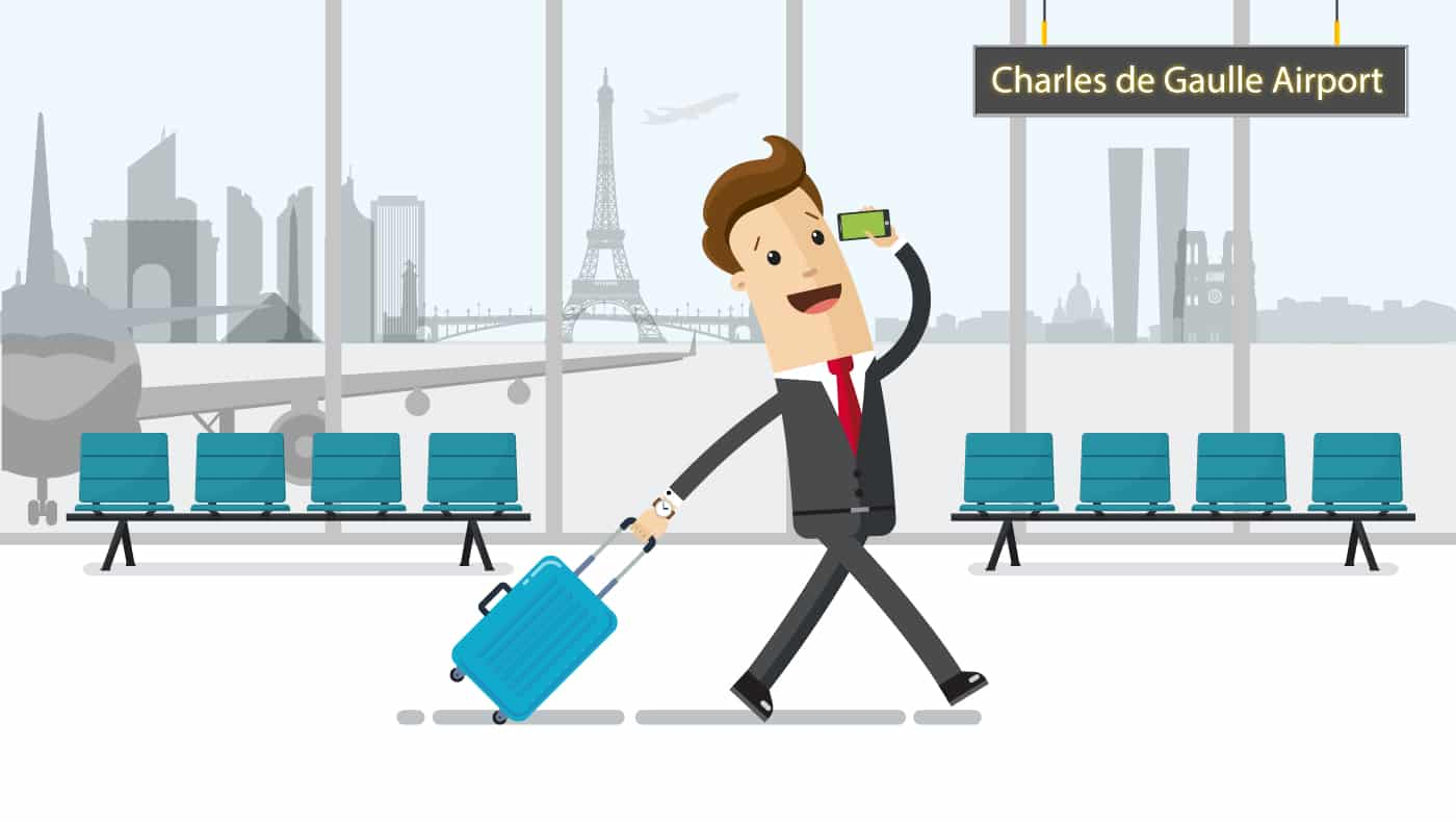 Meet and Assist at Charles de Gaulle Airport (Paris) for a Delightful Airport Experience