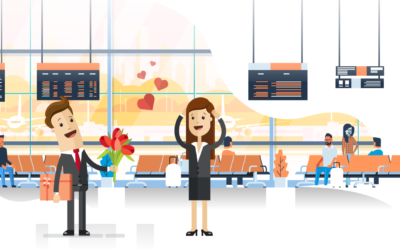 4 Surprises at Airports to Delight Your Loved Ones