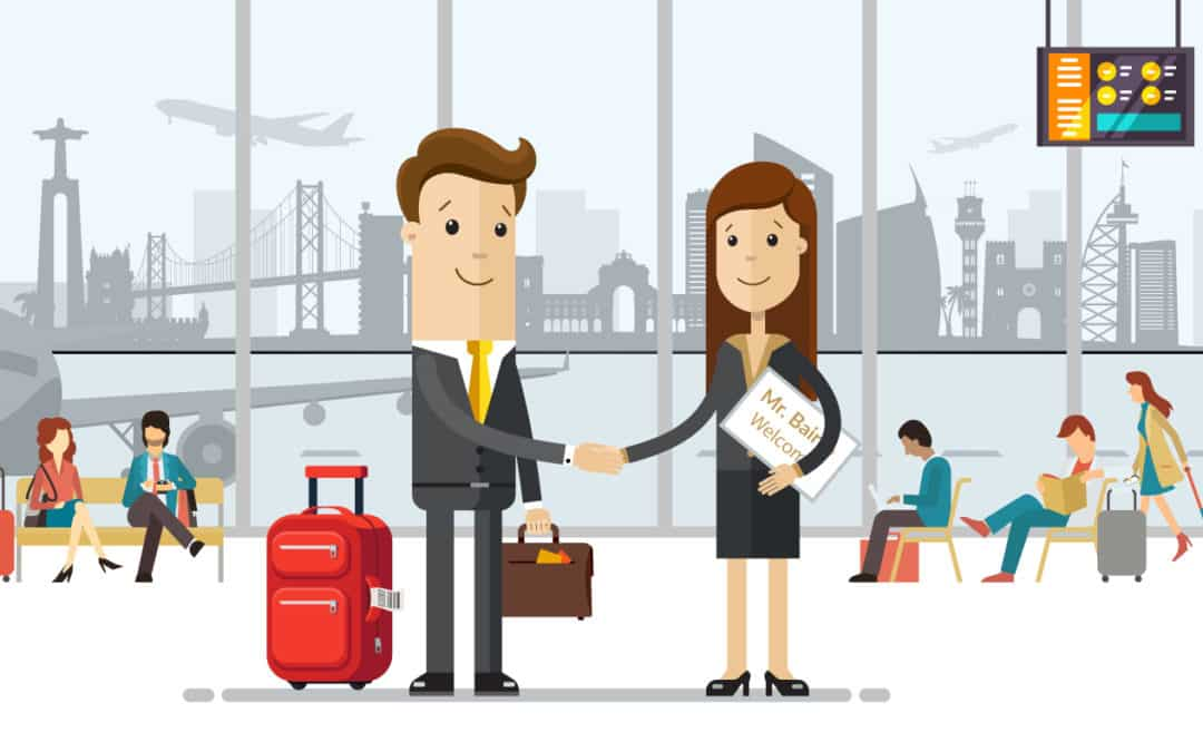 Why Having A Meet and Greet Greeter Makes Your Airport Experience the Best?