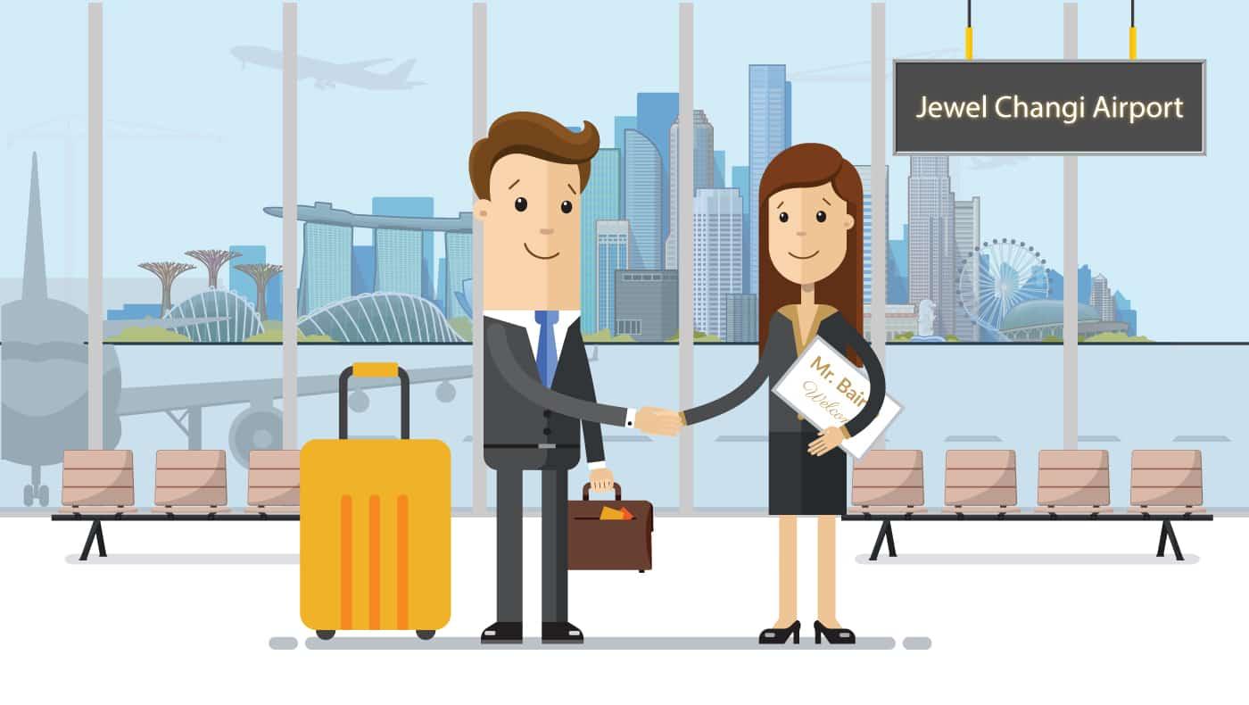 A Wondrous World at Jewel Changi Airport