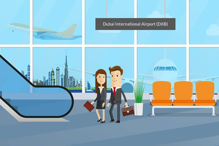Enjoy a Memorable Airport Travel in Dubai International Airport (DXB)