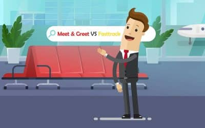 Is Airport Meet and Greet the Same as Airport Fast Track?