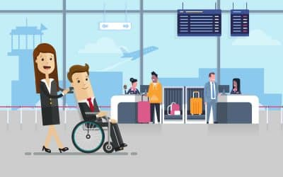 The Rights of Passenger with Reduced Mobility (PRM) When Traveling by Air
