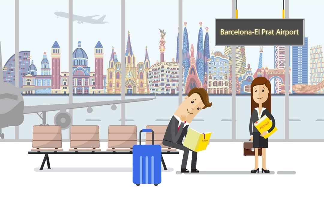 Save Time with Meet and Greetat Barcelona–El Prat Airport