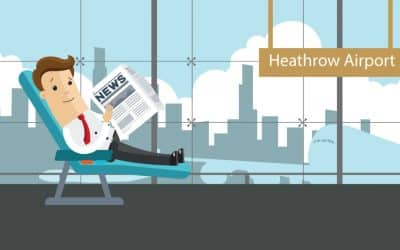 Upgrade at Heathrow Airport with airssist Airport Concierge Services