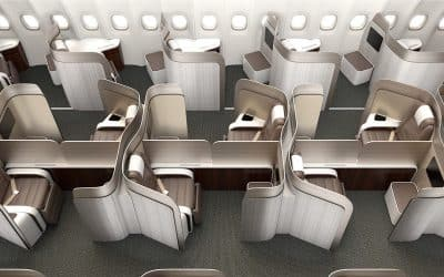 The Shortlist for Aircraft Interiors and Cabins of The Future by Crystal Cabin Awards Is Here!