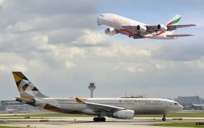 Meet and Greet services and Airport Operations While Emirates and Etihad Resume Their Transit Flights