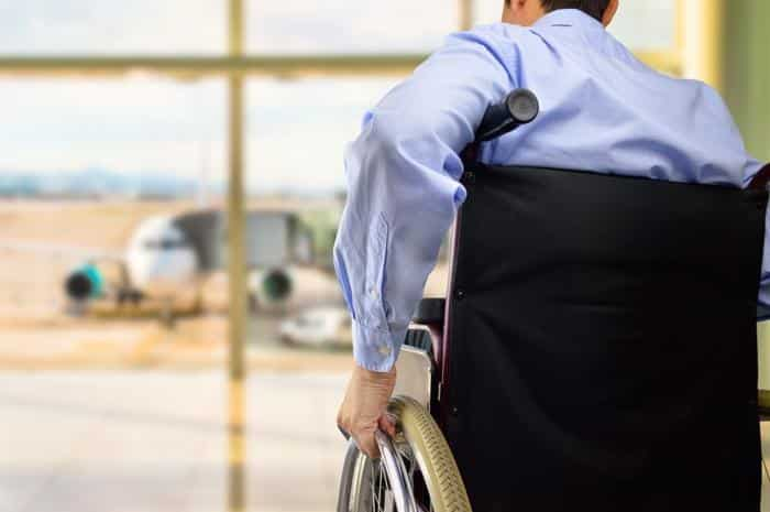 Airport Assistance for Disabled People
